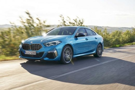 7da80e6b230ed403dac4cf47140cb111 520x347 - Объявлены российские цены на BMW 2 серии Gran Coupe