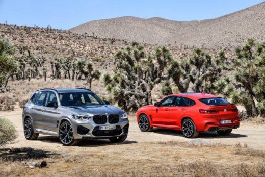801394bd0e713fd77716e7b2d189f885 520x347 - Объявлены цены на новые BMW X3 M и BMW X4 M