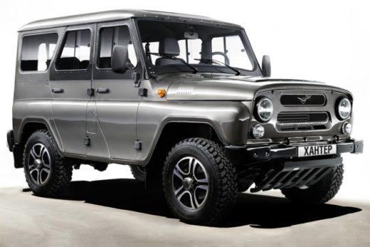 80ef44b77606536340062a3d04798c80 520x347 - УАЗ «Хантер» выходит на рынок Чили