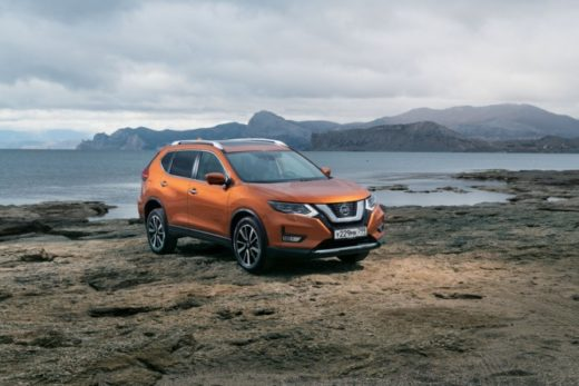 81b06563a0bacd22ba4e57c9b3245994 520x347 - Новый Nissan X-Trail в феврале показал рост продаж в России на 35%