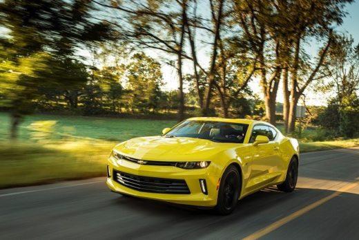82f7d809300aad1b949754827e4c6256 520x347 - Цена нового Chevrolet Camaro стартует с 2 млн 799 тыс. рублей
