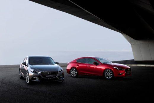 8369594b521ad9e3f697e08e32f7e1fe 520x347 - Стали известны комплектации новой Mazda3 для России