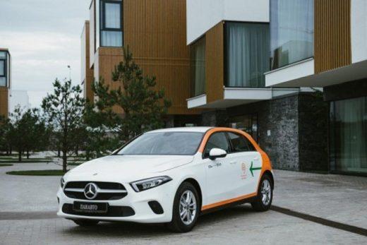 848e56f4e66a2c0de2a265dfb5c21fb6 520x347 - Mercedes-Benz А-Класса пополнит автопарк каршеринга YouDrive