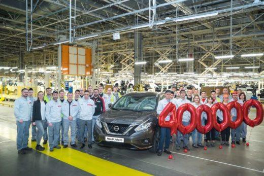 863899a89a1e7a00a9b4815bf2fbf1fd 520x347 - Петербургский завод Nissan выпустил 400-тысячный автомобиль