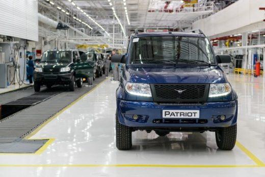 8709a7ce43f2c8d5f9f8b8a2f6a9ce71 520x347 - УАЗ в 2016 году планирует выпустить более 60 тысяч автомобилей