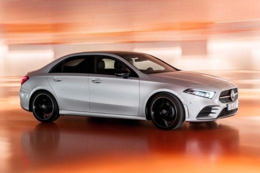 872eeae295b5d3814ddac00d73e83249 520x347 - Mercedes-Benz A-Class в сентябре вошел в ТОП-5 европейских бестселлеров