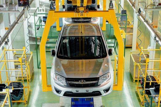 890dacb65baa62ae249f140fe120613c 520x347 - Казахстанский завод «Азия Авто» запустил сборку новых моделей LADA