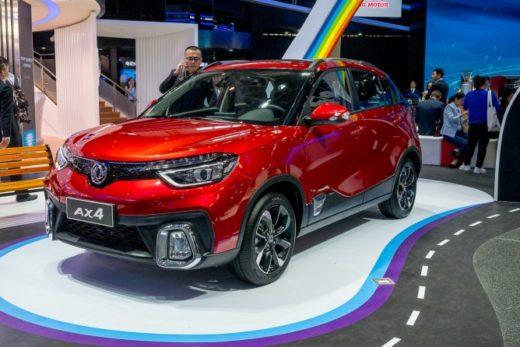 89d849a22be302e93ae4b54b936d46d9 520x347 - Dongfeng AX4 появится на российском рынке с января 2020 года