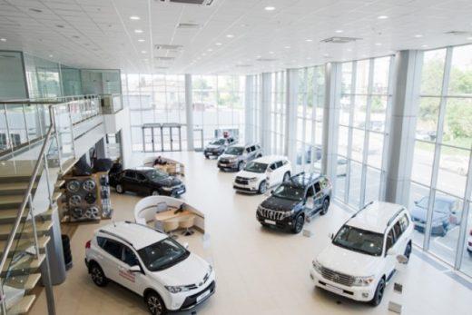 8a95487e7bfd967bb3dea4440b7711a9 520x347 - «Тойота Мотор» определила лучших дилеров Toyota и Lexus за 2015 год