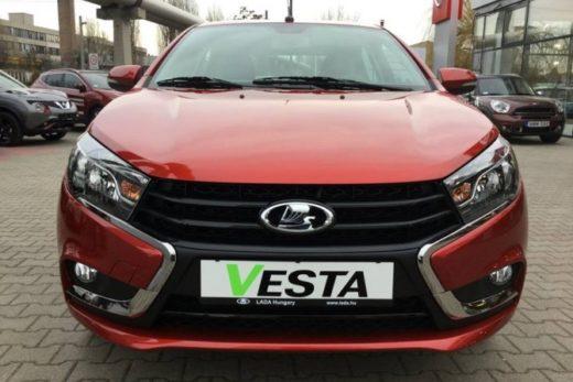 8a96617c6aaec74a431730c99dab4ad1 520x347 - LADA Vesta выходит на рынок Венгрии