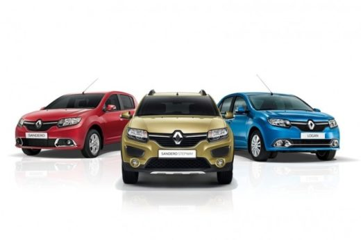 8b930294dfabd34e6a355db54ad68626 520x347 - Renault повысила цены на Logan, Sandero и Sandero Stepway