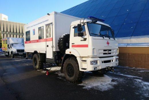 8ba5a66a9c7097b77872d84d2c3e078a 520x347 - КАМАЗ представил спецавтомобиль «скорой помощи» для Крайнего Севера