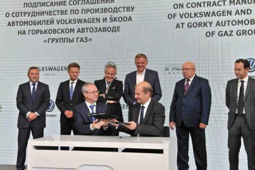 8bb8d92d7d377970127bd4b881043591 520x347 - Volkswagen Group Rus и «Группа ГАЗ» расширяют сотрудничество в России