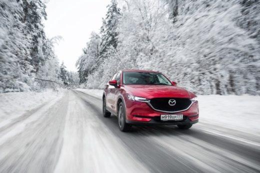 8bbce9a2db116fab297b65e2df660f6d 520x347 - Mazda CX-5 получил в России зимнюю спецсерию