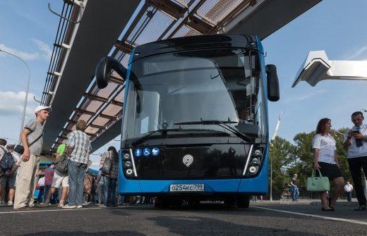 9072faa302398a1f62138858ca96da62 520x335 - Москва делится опытом эксплуатации электробусов на Международном форуме в Брюсселе