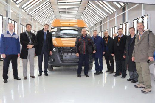 90c8bef9b021ec55482c0e463458c435 520x347 - «Группа ГАЗ» поставит в Иран 900 автобусов ЛИАЗ