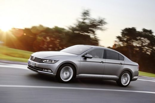 9103bfa8fe4955473fb14c99559fe79e 520x347 - Volkswagen Passat получил новый дизельный двигатель и комплектацию