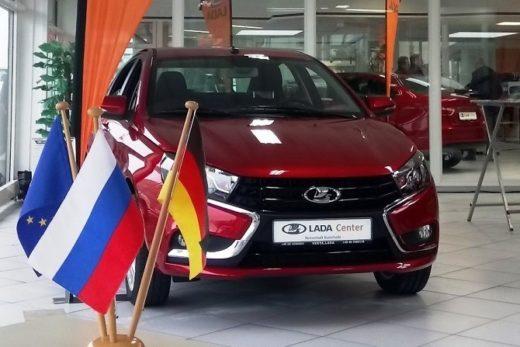 92ca5216d2e0ba3354cd0ee2177b802d 520x347 - Продажи автомобилей LADA в Евросоюзе в первом полугодии выросли на 32%