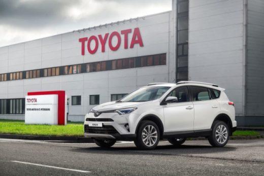 992f0d4c4b2960b059c0f5979b17de55 520x347 - Петербургский завод Toyota увеличил производство более чем вдвое