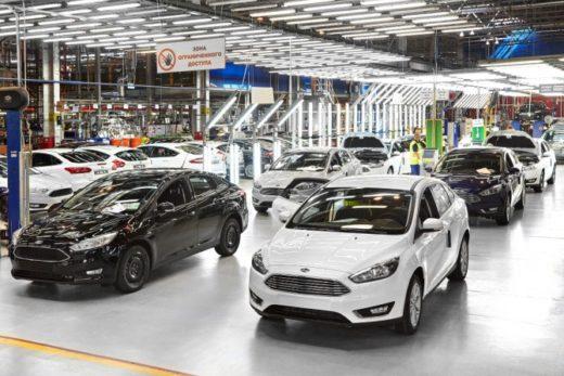 9934b7ad6975ddcd96a9e947cdd78398 520x347 - Ford списал 174 млн долларов в связи с реструктуризацией бизнеса в России