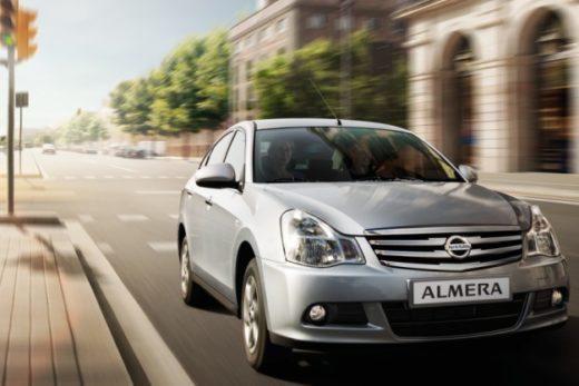 99f434c360be4b16a9d09043ef030ba9 520x347 - Nissan завершил продажи седана Almera в России