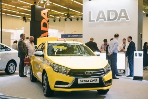 9a4770414364db3a23846ef43d6aa47a 520x347 - Двутопливная LADA Vesta стала работать в такси
