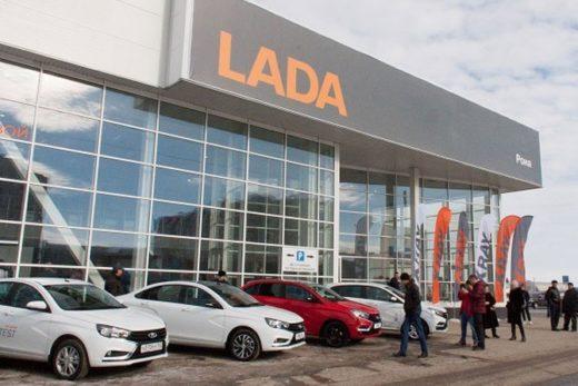 9ac6a4fc8e949a484a7f8b53ade72417 520x347 - Продажи LADA Vesta и XRAY в мае пошли на спад