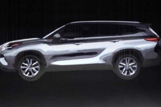 9adb1ddcd2bac47b729639647a36b79d 520x347 - Дизайн нового Highlander компания Toyota показала с помощью трехмерной инсталляции