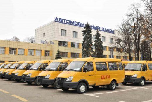 9b111583386f3837164331de2379990f 520x347 - «Группа ГАЗ» поставила Нижегородской области 43 школьных автобуса