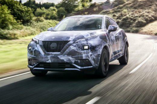 9b8ae44c703838427d30aee71b825521 520x347 - Nissan показал прототип нового Juke