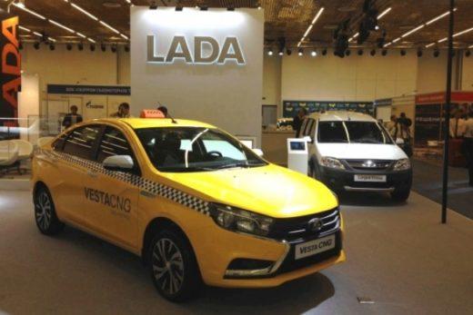 9bf0489cf67f9ce958c44a9ed192b54e 520x347 - LADA Vesta CNG пройдет испытания в московском такси