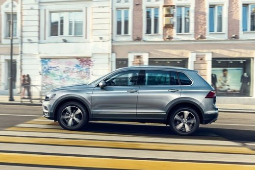 9dfda358794cb0ca637e54d5c559f21f 520x347 - Volkswagen снижает цены на кроссовер Tiguan