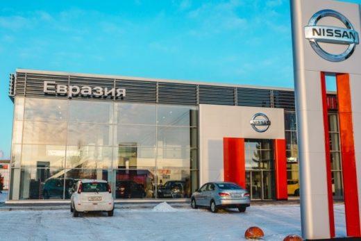 9ee04876879705f8491508975250f422 520x347 - Nissan открыл второй дилерский центр в Омске