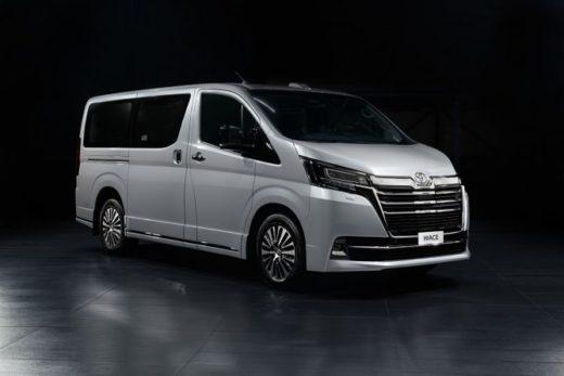 9f1205743aa1842874a8818769e6e178 520x347 - Toyota Hiace получил в России новую топ-версию