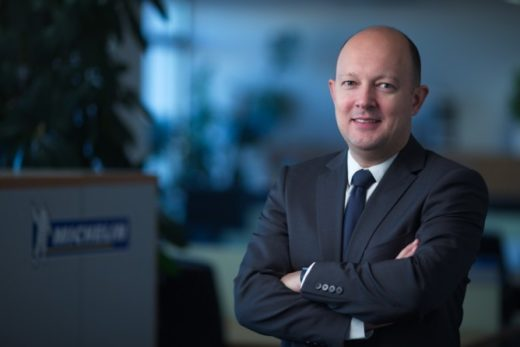 9fc2384c5dd00a4e8021724ca53cca11 520x347 - Michelin назначил нового главу российского офиса