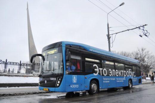 9fee4f691ffbd207a9a6c19af707e6fa 520x347 - Москва заключила контракт с КАМАЗом на поставку 100 электробусов