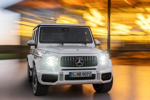 a068a960fde37094cb2a3f155e83dc1f 520x347 - Mercedes-Benz объявил цену на AMG-версию внедорожника G-Class