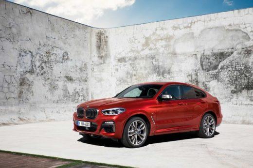 a156071e2bf3f1a9d5ccd0697c30ec76 520x347 - Объявлены рублевые цены на новый BMW X4