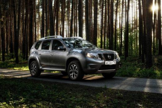 a1d2ce706e59fda0ef973efdc97878a8 520x347 - Nissan начинает продажи в России обновленного Terrano