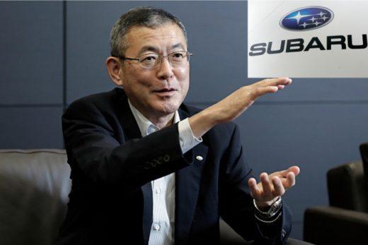 a2ccaab902fda02018aa9435337296cf 520x347 - Президент Subaru ушел в отставку из-за топливного скандала