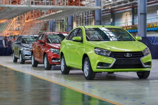a3a83e369011849108b3eed0493403ae 520x347 - Минпромторг улучшил прогноз по производству и продажам автомобилей в 2017 году