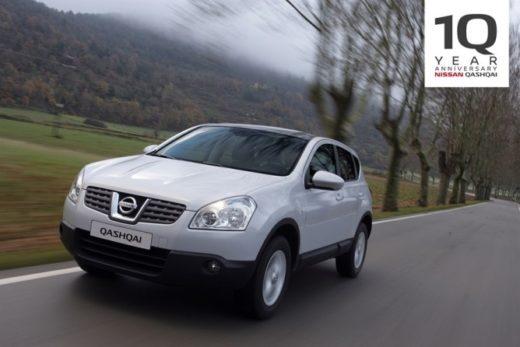 a61f8a56e12a445096f6c3632b2d82ee 520x347 - За 10 лет в России продано более 260 тысяч кроссоверов Nissan Qashqai
