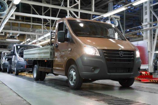 aa223a4d75440fe74758d63acb7ba02a 520x347 - «Группа ГАЗ» начала производство автомобилей «ГАЗон Next» и «ГАЗель Next» увеличенной грузоподъемности