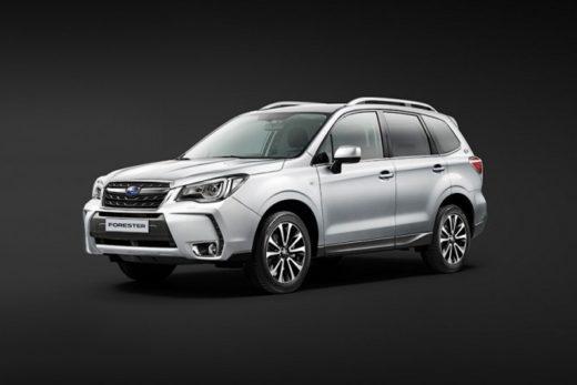 ab2e81e0db365daab4380e14627f0884 520x347 - Subaru представила в России юбилейную спецверсию Forester