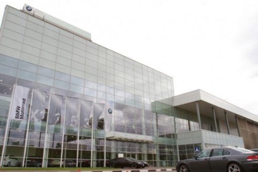 ac7e3c2bc10138c985f3c0f868b0c725 520x347 - «Авилон» будет продавать BMW в бывшем дилерском центре «Независимости»