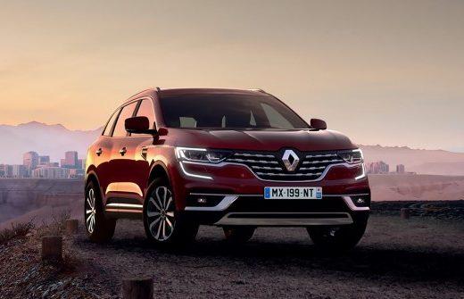 afcadac853ecae6230821aa485044c31 520x335 - Renault представила обновленный кроссовер Koleos