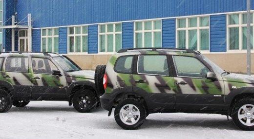 b13677d6caee371d3d2ddd90e733f3c9 520x285 - Chevrolet Niva получила новый цвет «Камуфляж»