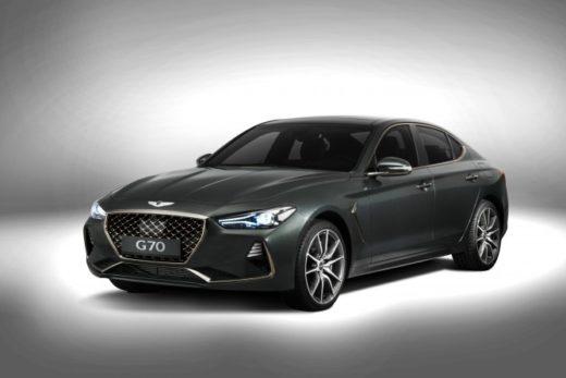 b2bb1cac6f19a8220be789a25b099486 520x347 - Новый седан Genesis G70 появится в России в апреле