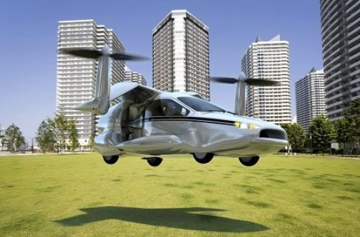 b6b026b8de8bee1f48749d67d440bcd0 520x343 - Автопарк России может пополниться первым летающим автомобилем