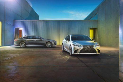 b717c9566ca5729d69c9fff862ea6b97 520x347 - Объявлены цены на новый Lexus LS в России